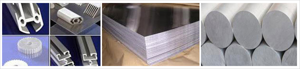 Aluminium, Sheets Plates, Coils, Extrusions, Flat Bars